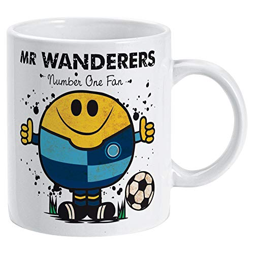 Mr Wycombe Wanderers Mug - Gift Merchandise for Football Fan