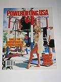 Powerlifting USA November 1997 US Strongest Man