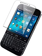 BlackBerry Classic Q20 Premium Crystal Clear Transparent Tempered Glass LCD Screen Protector