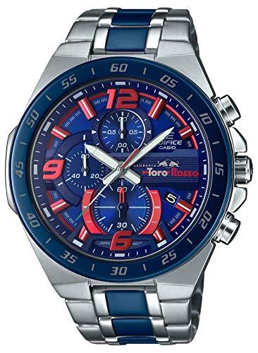 [カシオ]CASIO 腕時計 エディフィス Scuderia Toro Rosso Limited Edition EFR-564TR-2AJR メンズ
