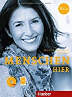 Menschen hier B1/1. Arbeitsbuch mit Audio-CD: Deutsch als Zweitsprache