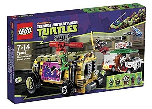 LEGO 79104 - Teenage Mutant Ninja Turtles, Shellraiser