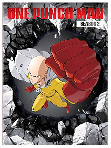 One-Punch Man: Season 2 (DVD)