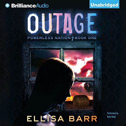 Outage audiobook cover art