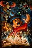 Disney Mickey 5D diamante pintura DIY incrustado punto de cruz diamante pintura set artesanía regalo(9.8x11.8inch)