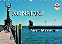 Konstanz - Ansichtssache (Wandkalender 2022 DIN A3 quer): Impressionen aus Konstanz (Geburtstagskalender, 14 Seiten )