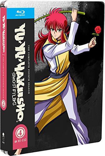 Yu Yu Hakusho: The Complete Fourth Season Blu-ray + Digital