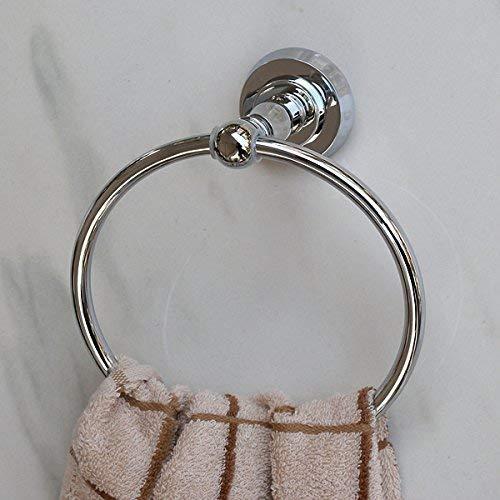 Wandplank Accessoires Badkamergarderobe antiek badkamer handdoekhouder in landelijke stijl