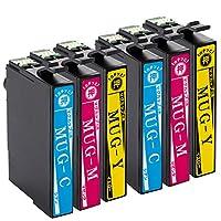 エプソン用 MUG(マグカップ)互換インク CMY 3色×2セット MUG-C互換 MUG-M互換 MUG-Y互換