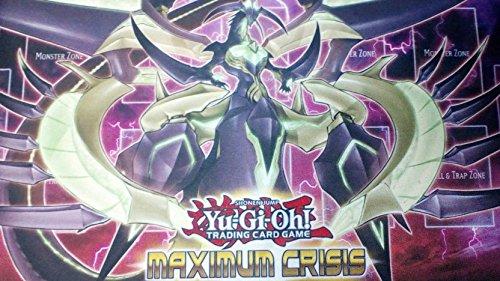 Yu Gi Oh! Tappetino Playmat Esclusivo Maximum Crisis Crisi Massima
