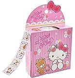Pegatinas de Hello Kitty -Tomicy 200PCS Diferentes pegatinas de Hello Kitty Mouse Pegatinas impermeables para decoraciones Tronco Teléfono Motocicleta Bicicleta Coches Monopatín Pegatinas