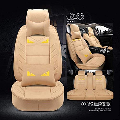 Cubierta de silla de coche para Usado para Asiento de coche cubierta del asiento, Invierno Full Auto