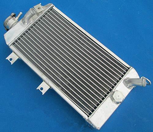 Aluminum radiator for KAWASAKI KLR650 KLR 650 2008-2014 08 09 10 11 12 13 14