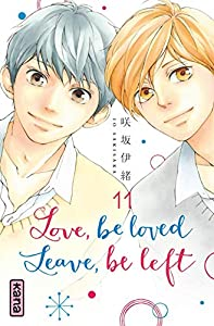 Love, be loved, Leave, be left Edition simple Tome 11