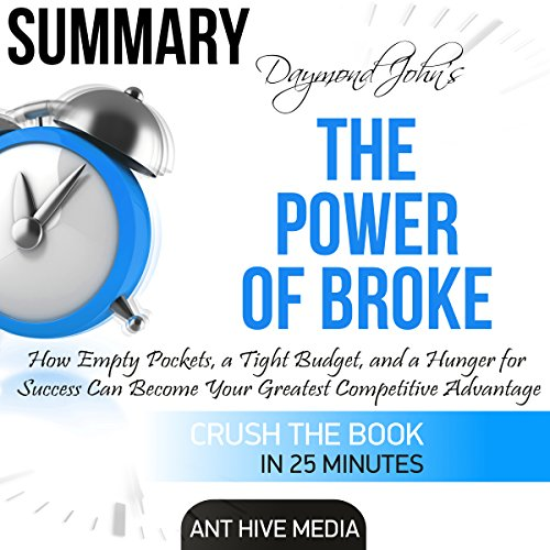 Daymond John's The Power of Broke Summary cover art