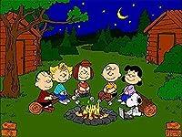 MMOQAZL 漫画のパズルジグソーパズル1000個木製リアリズム油絵パズル親が子供に与える誕生日の休日50X75Cm