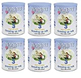 Nannycare Stage Three Growing Up Milk 900 g (Pack of 6) -
