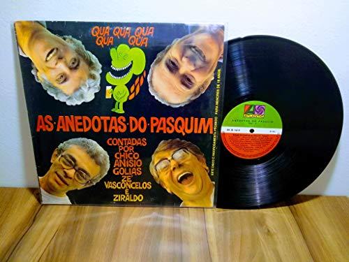 As Anedotas do Pasquim - Chico Anísio, Golias, Zé Vasconcelos e Ziraldo