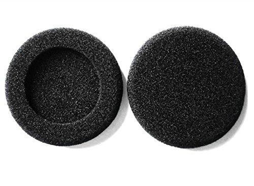 MiCity Almohadillas de repuesto para auriculares Philips SHB4000 SHB6100 SHB6110 SHB4000WT (SHB4000WT)