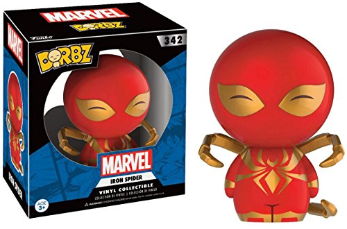 Dorbz: Marvel: Iron Spider Exclusivo