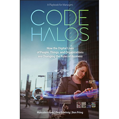 Code Halos audiobook cover art