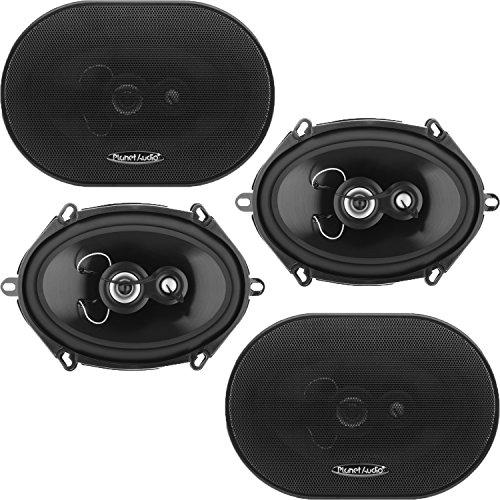 Planet Audio Tq573 Anarchy Speakers (5' X 7'; 3 Way; 100W Max)