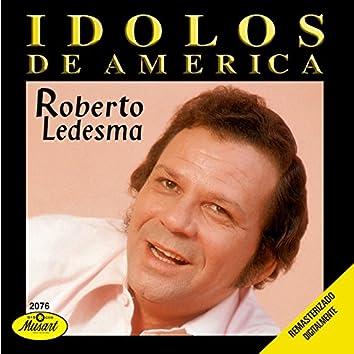 Idolos De America-Roberto Ledesma
