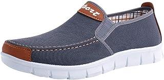 Alaso Hommes Femmes Amoureux Décontractée Plat Loafers Chaussures Pas Cher Mode Confort Espadrilles Chaussures de Conduite...