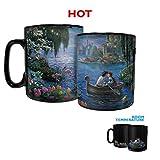 Disney – The Little Mermaid - The Little Mermaid II - Morphing Mugs Heat Sensitive Clue Mug – Full image revealed when HOT liquid is added - 16oz Large Drinkware