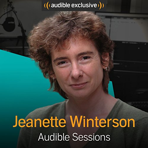 Jeanette Winterson audiobook cover art