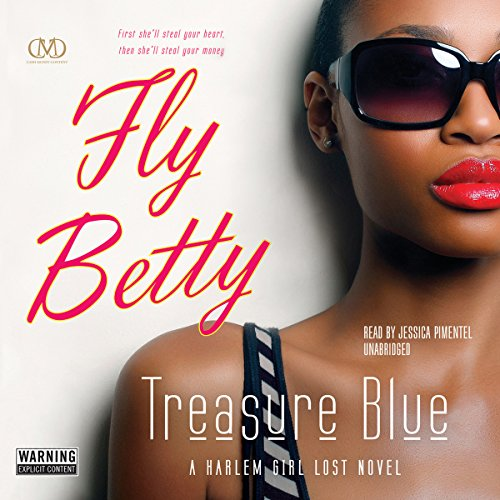 Fly Betty audiobook cover art