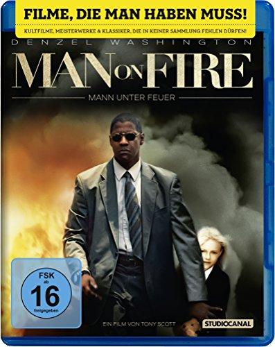 Man on Fire - Mann unter Feuer [Blu-ray]