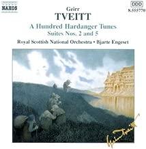 100 Folk-tunes from Hardanger, Op. 151: Suite No. 2,