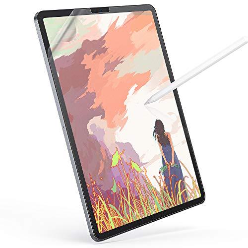 seenda Like Paper Matte Schutzfolie Kompatibel mit iPad Air 4 10,9 Zoll, iPad Pro 11 Zoll (2018und2020), Bildschirmschutzfolie Schreiben, Zeichnen wie auf Paper, Weich Folie Anti-Reflexion & Blendfrei