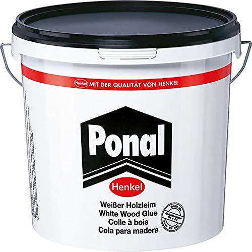 Ponal PN 4 Holzleim Classic Eimer, 5 kg