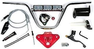 BBR Motorsports Handlebar Kit - Red 510-HXR-5041