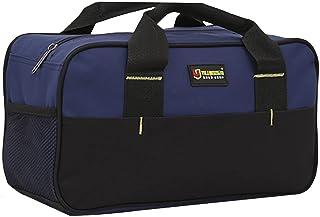 SKYUS 14 Inch Small Tool Bag,Wide Mouth Tool Tote Bag,Waterproof Tool Organizer Bag,Electricians Repairman Tools Tote Bag ...