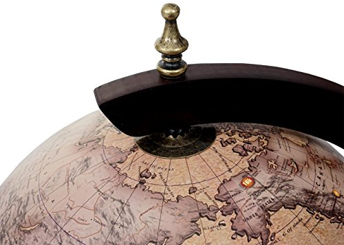 Globus Tischbar Weltkugel - 5