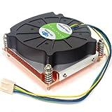 Dynatron P199 Slim 4 wire Cooler IU Socket 775 Celeron Pentium D Quad