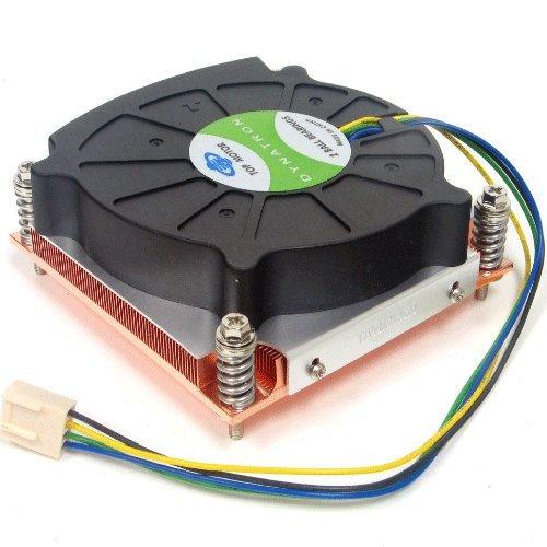 Dynatron P199 Slim - Enfriador de 4 Cables IU Socket 775 Celeron Pentium D Quad
