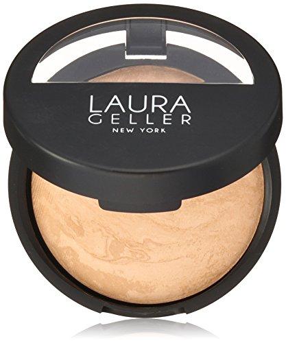 LAURA GELLER NEW YORK Baked Balance-N-Brighten Color Correcting Foundation, Golden Medium