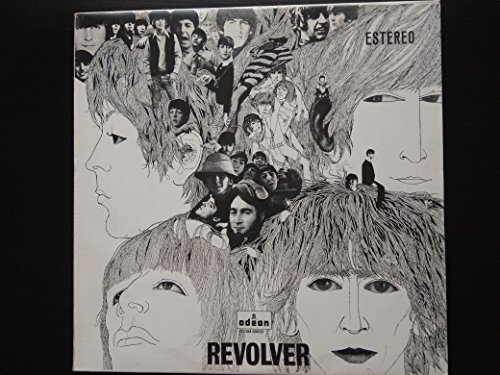 BEATLES - Revolver 1966 (LP ODEON 10 C 064-004097 Estereo)