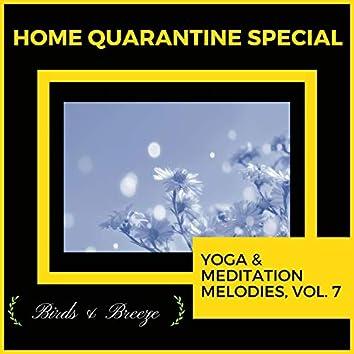 Home Quarantine Special - Yoga & Meditation Melodies, Vol. 7