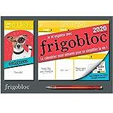 Mini Frigobloc hebdo 2020 spécial Enigmes (de janvier à décembre 2020) S'organiser n'a jamais été aussi simple !