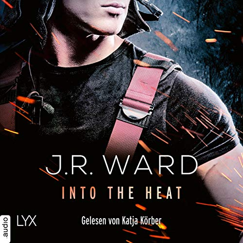 Into the Heat (German edition) cover art
