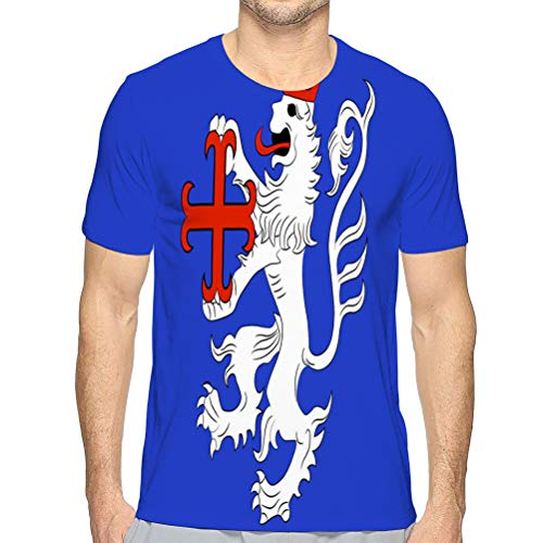 Unisex T-Shirtflag of Hamelin Pyrmont in Lower Saxony g Unisex T-Shirt M