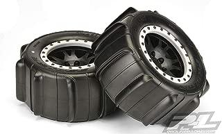 Proline 1014613 Sling Shot MX43 Pro-Loc Tires (2) Mounted On Impulse Pro-Loc Wheels, for X-Maxx