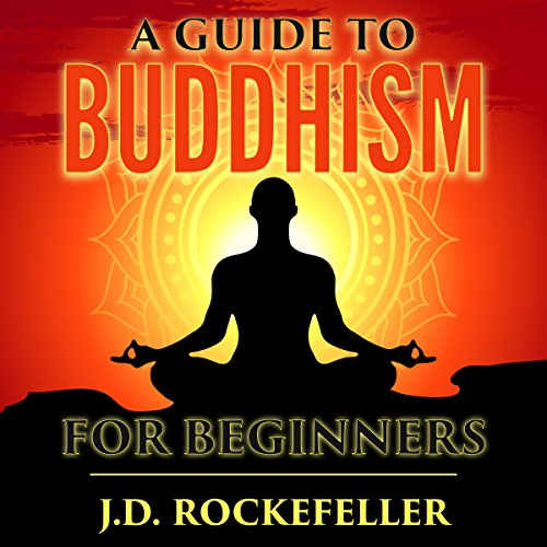 A Guide to Buddhism for Beginners audiobook cover art