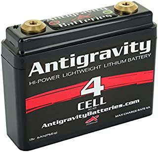 Antigravity Batteries AG-401 Motorcycle Battery
