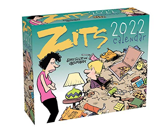 Zits 2022 Day-to-Day Calendar